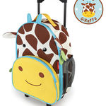 GIRAFFE Zoo Luggage