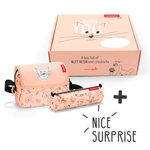 surprise box kids cats and dogs rose