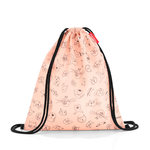 mysac kids cats and dogs rose