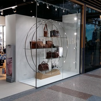 Our shop in the shopping mall Auchan Kirchberg
